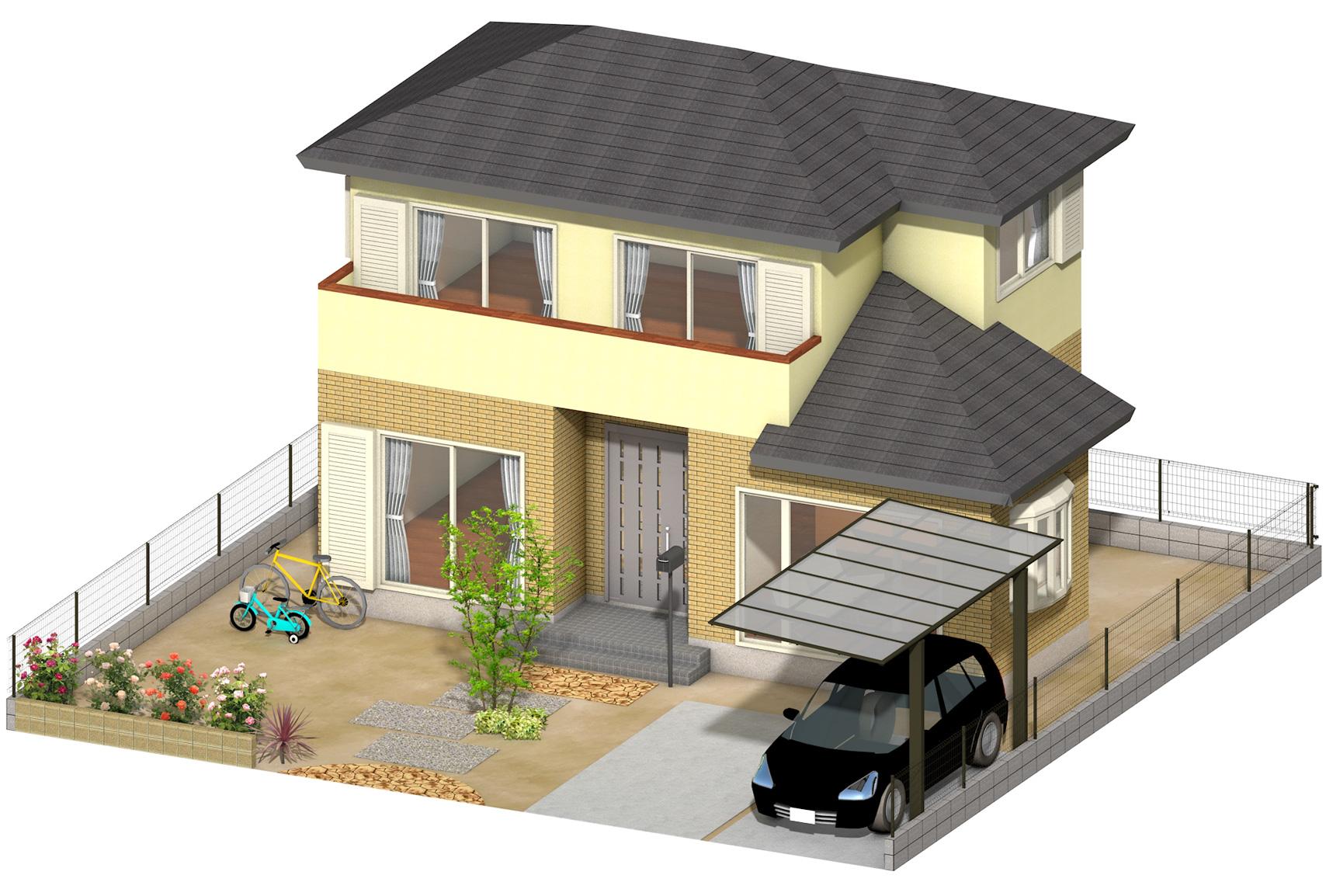 一般的な造成地で50坪未満 ご予算額100万円の場合