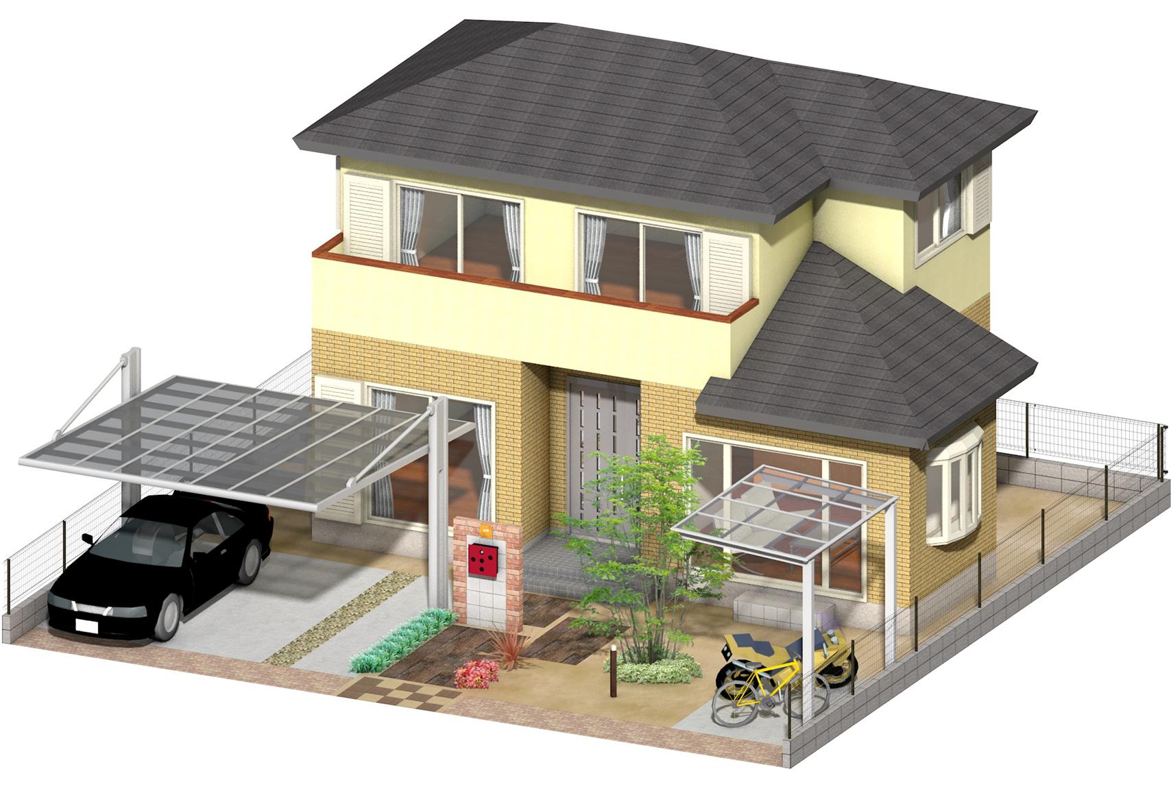 一般的な造成地で50坪未満 ご予算額200万円の場合